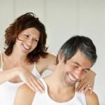 Làm nóng 'chuyện yêu' với massage