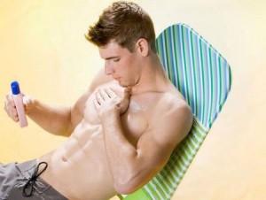Sữa đậu nành giúp cơ bắp đàn ông phát triển