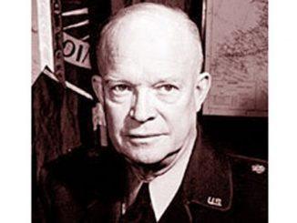 Danh tướng Dwight Eisenhower